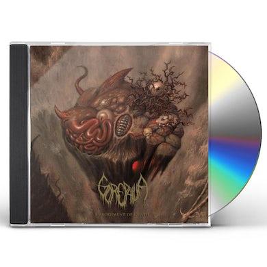 Gorephilia EMBODIMENT OF DEATH CD