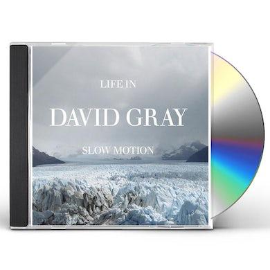 David Gray LIFE IN SLOW MOTION CD