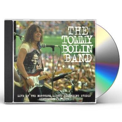 Tommy Bolin LIVE NORTHERN LIGHTS CD