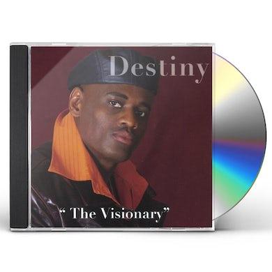 Visionary DESTINY CD
