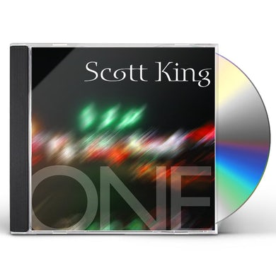 Scott King ONE CD