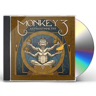 Monkey3 ASTRA SYMMETRY CD