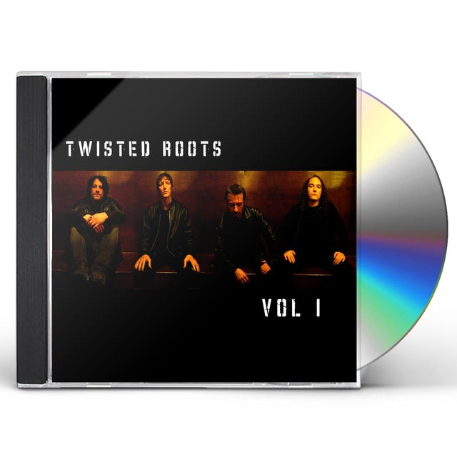 Twisted Roots GREATEST HITS 1 CD