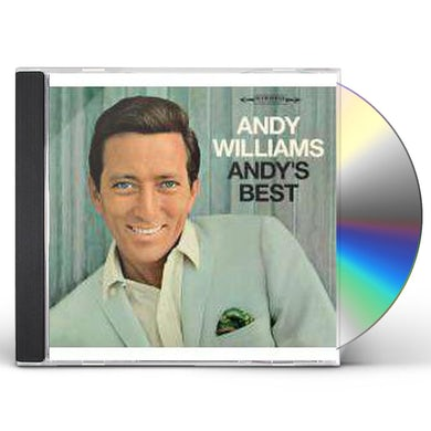 Andy Williams ANDY'S BEST CD