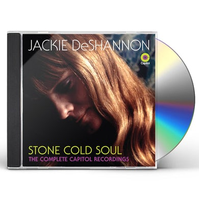 Jackie Deshannon STONE COLD SOUL--THE COMPLETE CAPITOL RECORDINGS CD