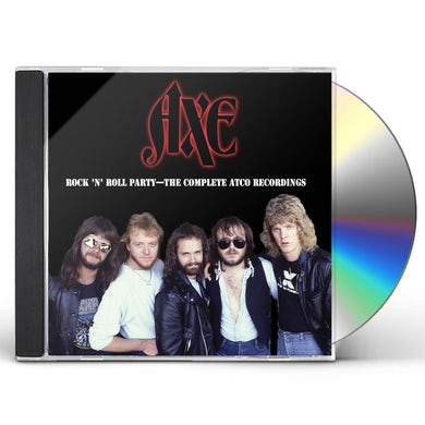 Axe ROCK 'N' ROLL PARTY - COMPLETE ATCO RECORDINGS CD