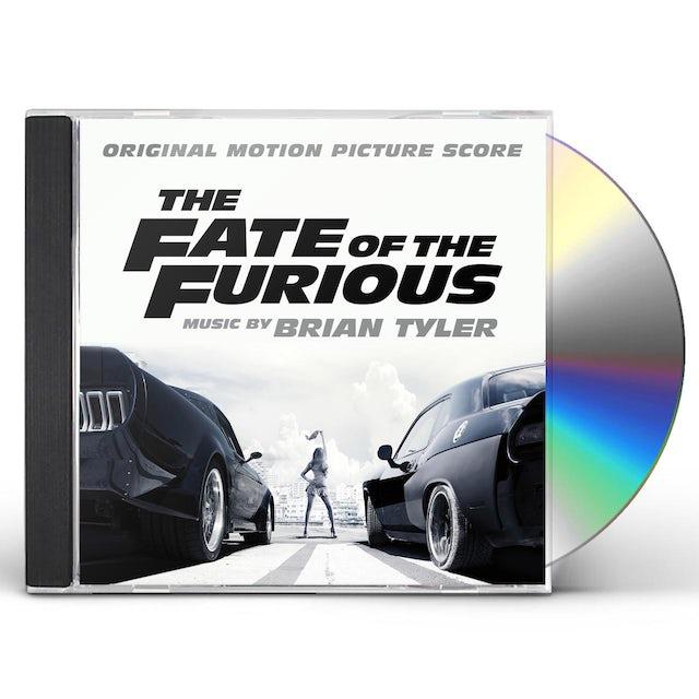 Brian Tyler THE FATE OF THE FURIOUS - ORIGINAL SCORE CD