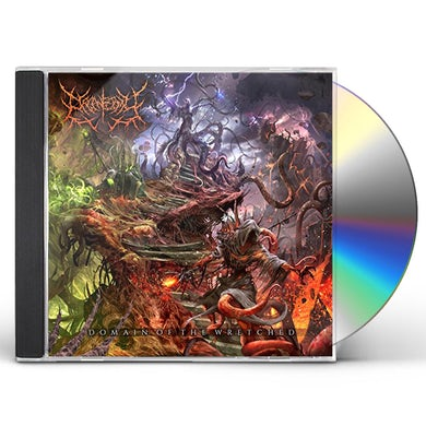 DOMAIN OF THE WRETCHED CD