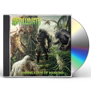 Annihilation Of Mankind CD
