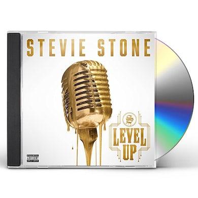 Stevie Stone LEVEL UP CD