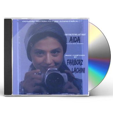 Fariborz Lachini AIDA CD