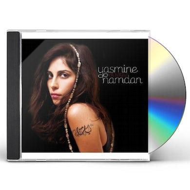 Yasmine Hamdan YA NASS CD
