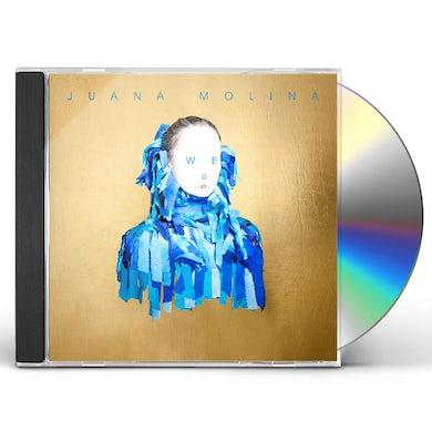 Juana Molina WED 21 CD