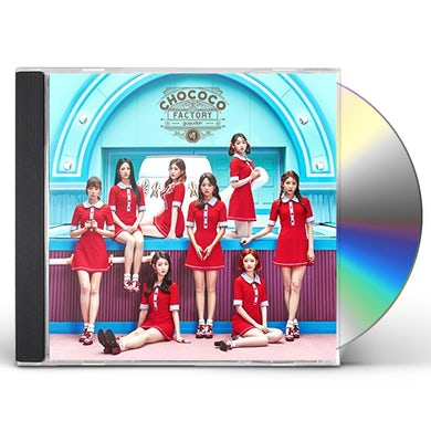 gugudan CHOCOCO FACTORY CD