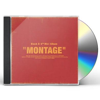 Block B MONTAGE CD