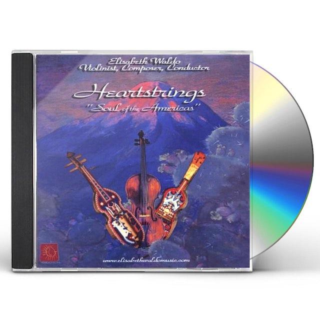 Elisabeth Waldo HEARTSTRINGS 'SOUL OF THE AMERICAS' CD