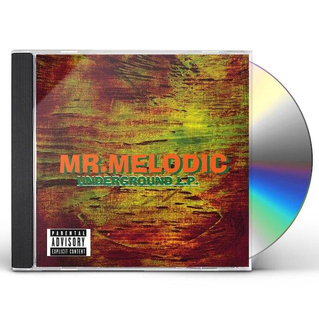 Kra-Z Souljah MR.MELODIC CD