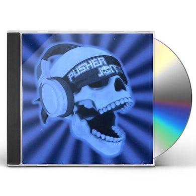 Pusherjones EP CD
