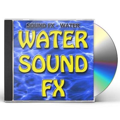 Sound FX SOUND EFFECTS - WATER CD
