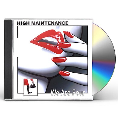 High Maintenance WE ARE FOUR CD