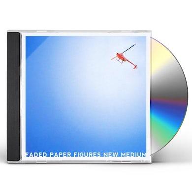 Faded Paper Figures NEW MEDIUM CD
