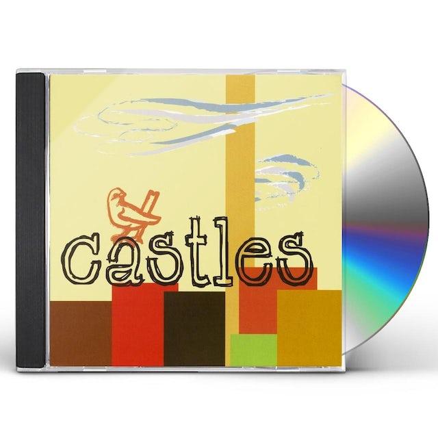 Castles EP CD
