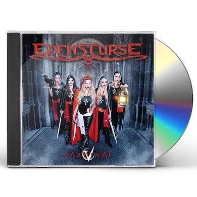 Eden's Curse CARDINAL CD