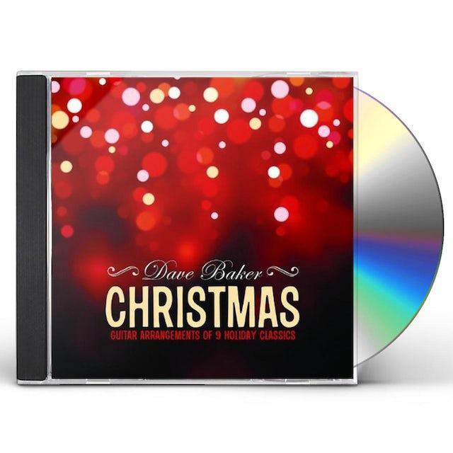 Dave Baker CHRISTMAS CD