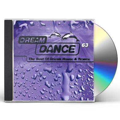 VOL. 63-DREAM DANCE CD