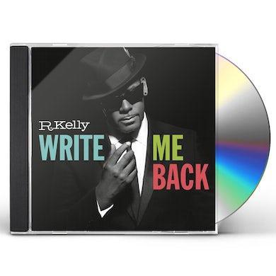 R. Kelly WRITE ME BACK CD