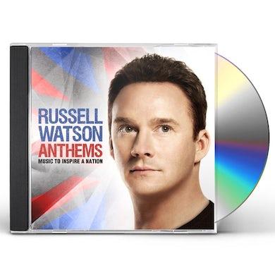 Russell Watson ANTHEMS CD