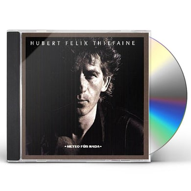 Hubert-Felix Thiefaine METEO FUR NADA CD