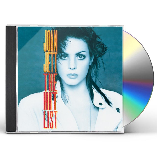 Joan Jett & The Blackhearts HIT LIST CD