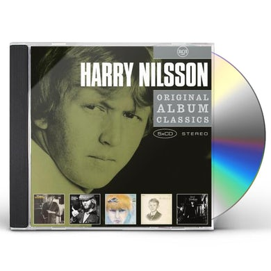 Harry Nilsson  ORIGINAL ALBUM CLASSICS CD