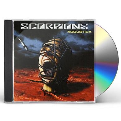 Scorpions ACOUSTICA CD
