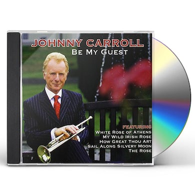 Johnny Carroll BE MY GUEST CD