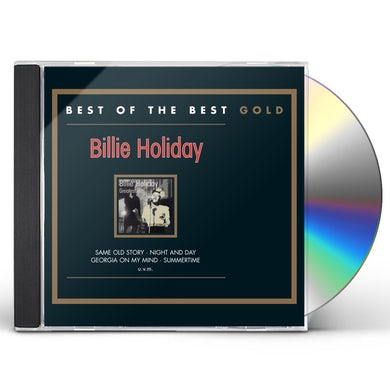 Billie Holiday GREATEST HITS CD