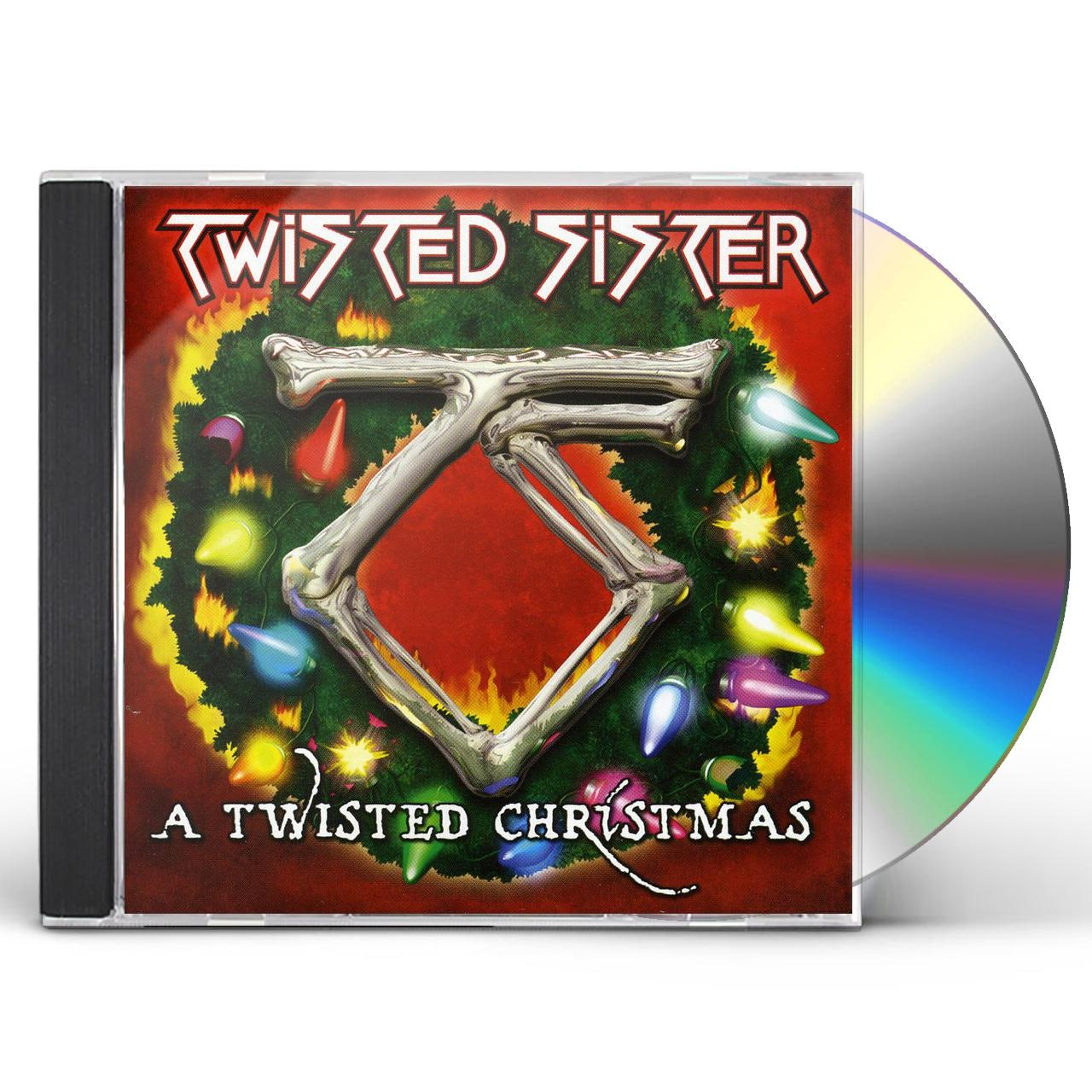 Twisted Sister Christmas.Twisted Sister Twisted Christmas Cd