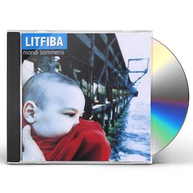 Litfiba MONDI SOMMERSI CD