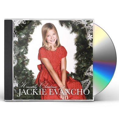 Jackie Evancho HEAVENLY CHRISTMAS CD