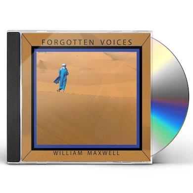 William Maxwell FORGOTTEN VOICES CD