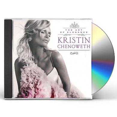 Kristin Chenoweth ART OF ELEGANCE CD