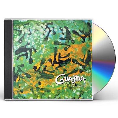 Guajira MASALA CD