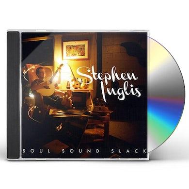 Stephen Inglis SOULSOUND SLACK CD