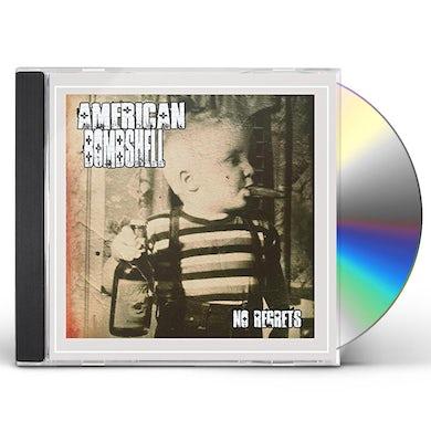 American Bombshell NO REGRETS CD