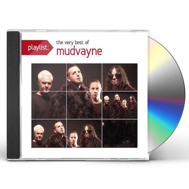 Mudvayne PLAYLIST: VERY BEST OF CD