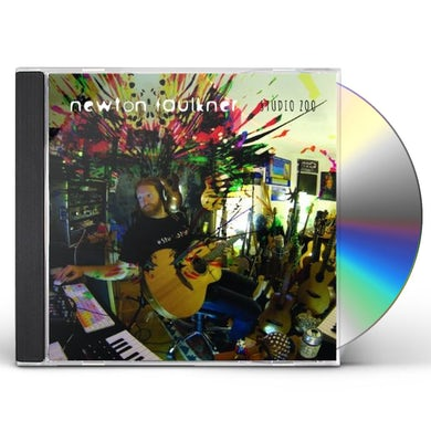Newton Faulkner STUDIO ZOO CD