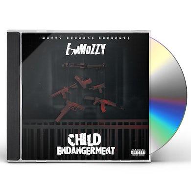 E Mozzy CHILD ENDANGERMENT CD