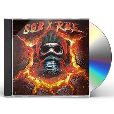 SOB X RBE GANGIN II CD