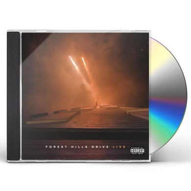J. Cole FOREST HILLS DRIVE: LIVE FROM FAYETTEVILLE NC CD